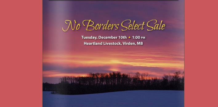 No Borders Select Sale